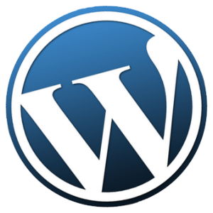 wordpress logo - t-strobe